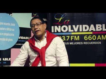 Testimonio Víctor Tejada - Director de Programación - RADIO LA INOLVIDABLE